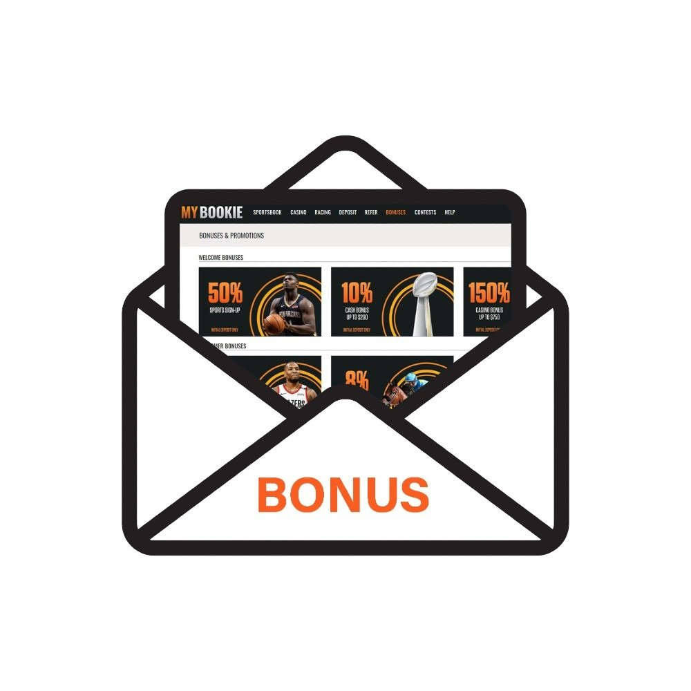 Mybookie.ag bonus Envelope