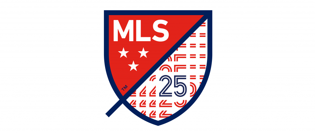 US Major league soccer official logo
