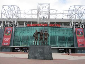 Manchester United Stadium The Old Trafford