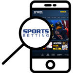 Zoom in at Sportsbetting.ag mobile phone